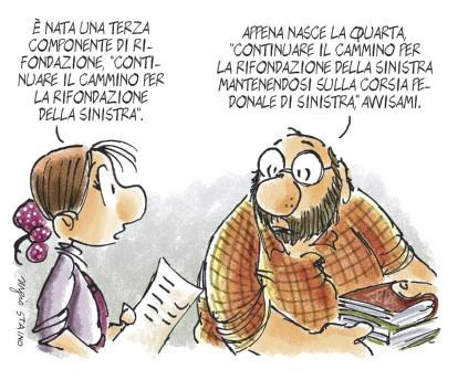 Conosciuto Buon Compleanno Sergio Staino (08/06/1940) | asterischi.it JK12