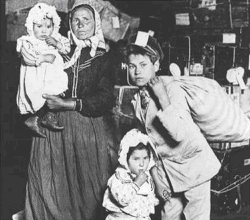 Emigranti italiani